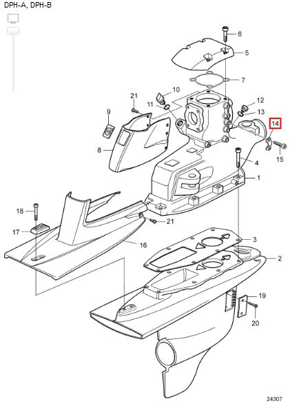 Mercruiser 4.3 Service Manual